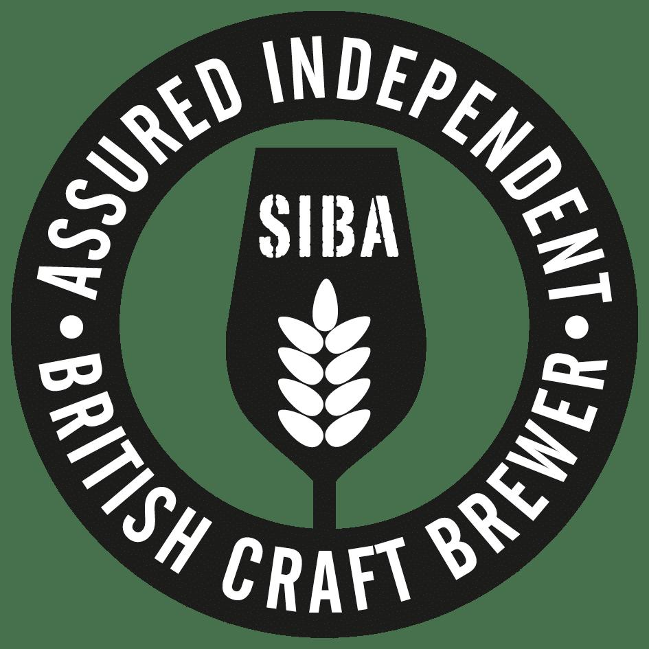 SIBA assured independent British craft brewer logo
