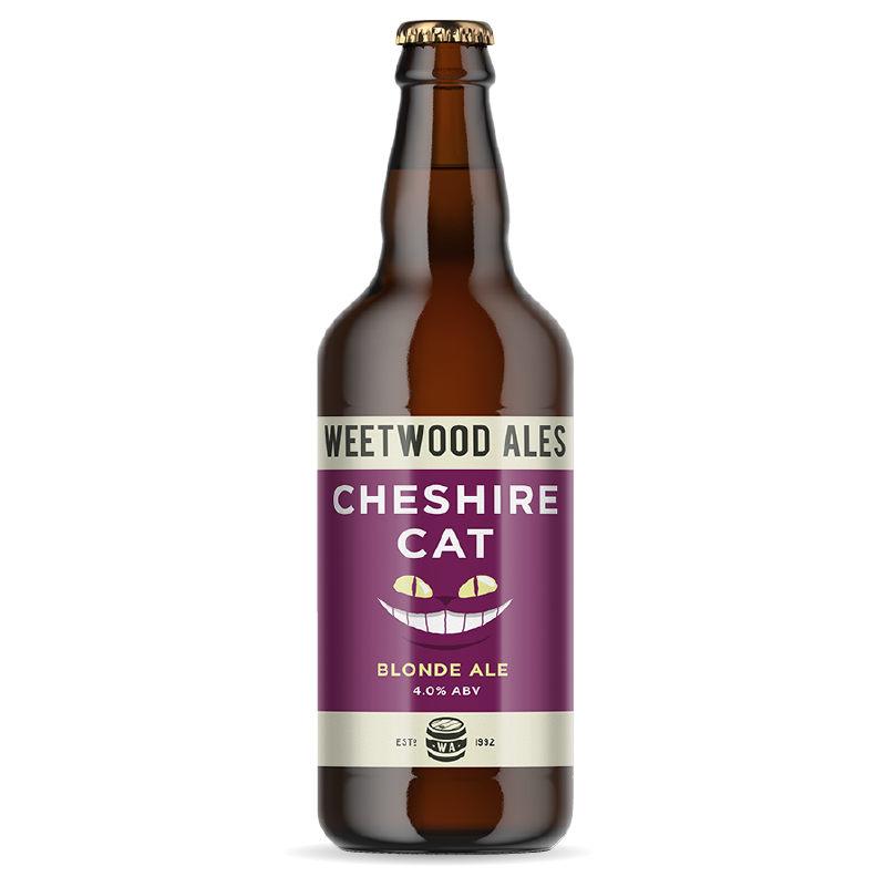 Weetwood Ales Cheshire Cat Blonde ale