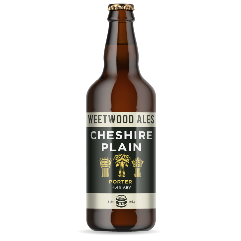 Weetwood Ales Cheshire Plain Porter