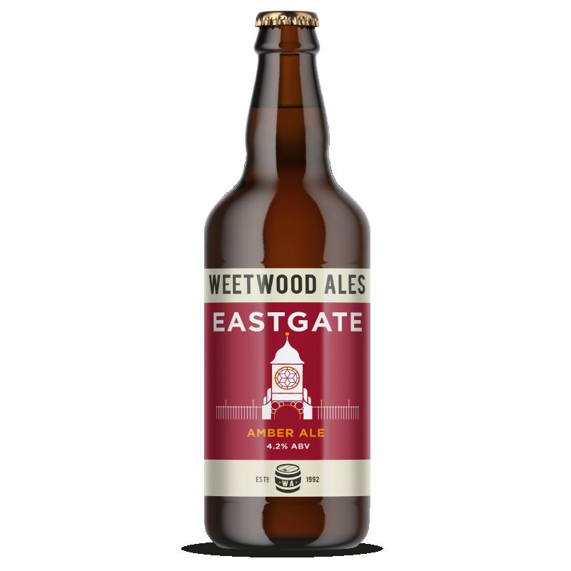 Weetwood Ales Eastgate Amber Ale bottle