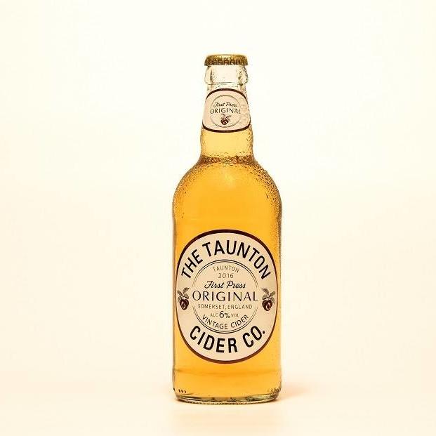 Vintage Cider Bottle uai