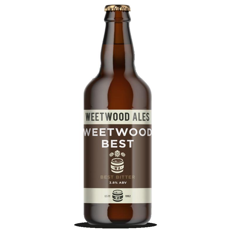 Weetwood Ales Weetwood Best best Bitter bottle