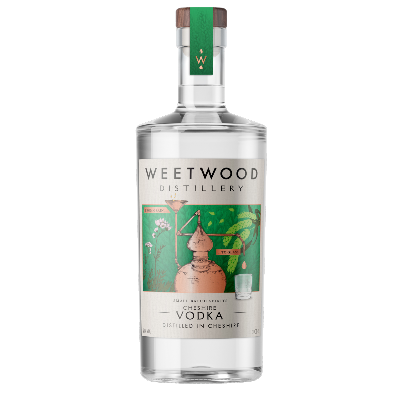Weetwood Vodka Product Image square