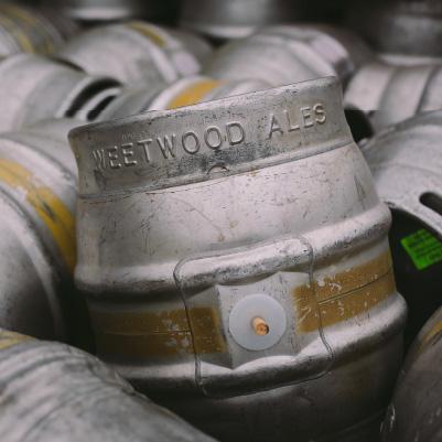 Weetwood Ales Keg
