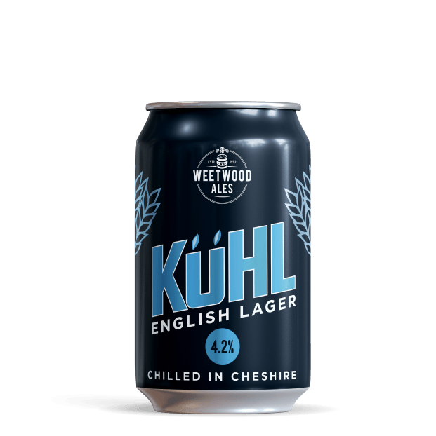 Kuhl Lager Product Weetwood Ales 2