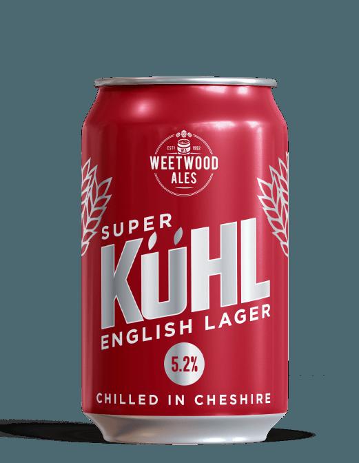 Super Kuhl Lager Description Weetwood Ales