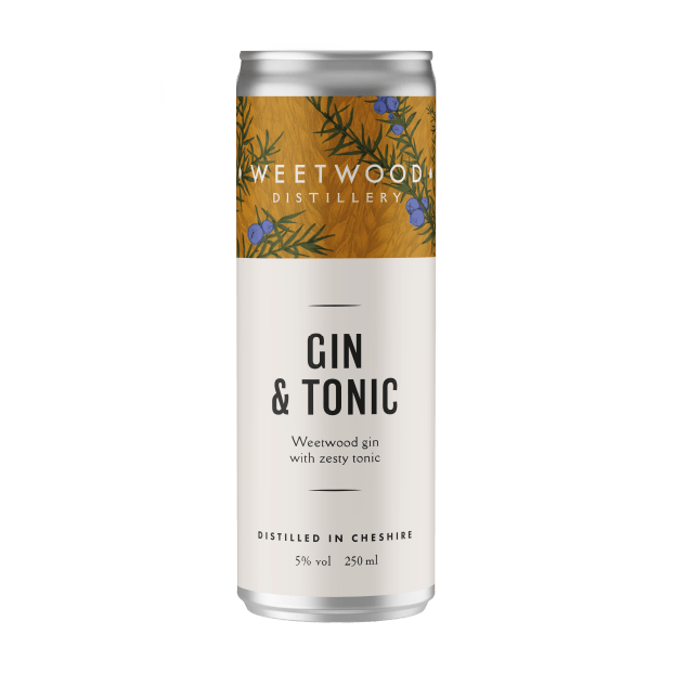 Weetwood Gin Tonic Product