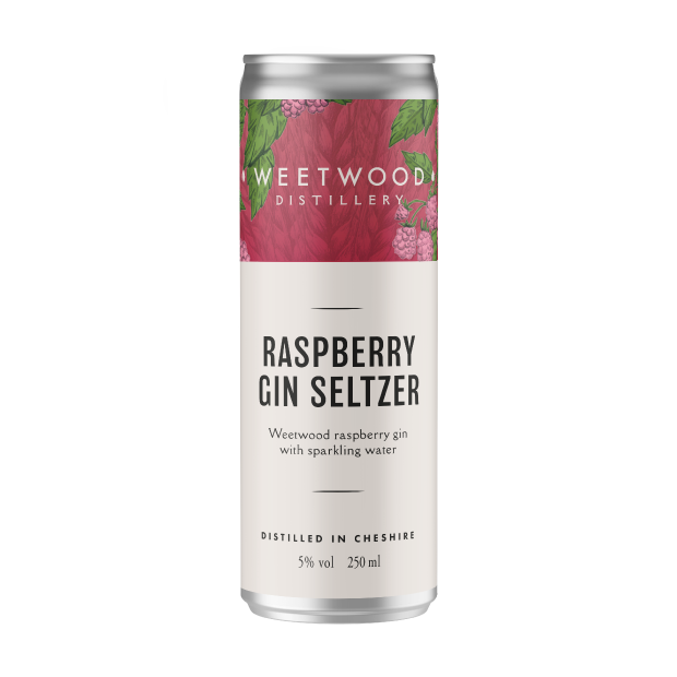 Weetwood Raspberry Gin Seltzer Product 3