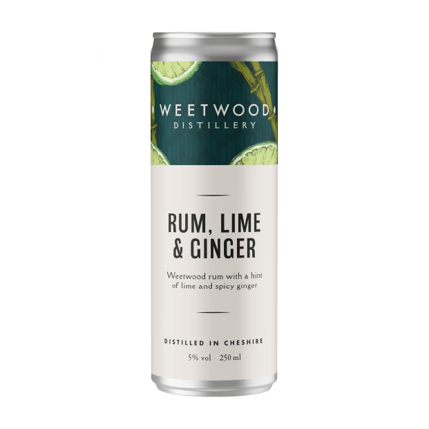Weetwood Rum Lime Ginger Product